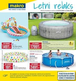 Letni relaks z Makro