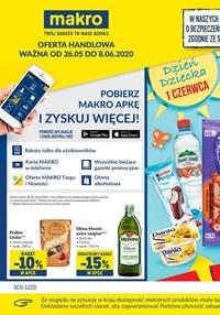 Gazetka promocyjna Makro Cash&Carry - Oferta handlowa  - ważna do 08-06-2020
