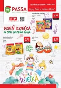 Gazetka promocyjna Passa - Kupuj tanio w Passa - ważna do 06-06-2020