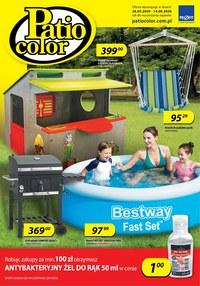 Gazetka promocyjna Patio Color - Gazetka promocyjna Patio Color - ważna do 14-06-2020