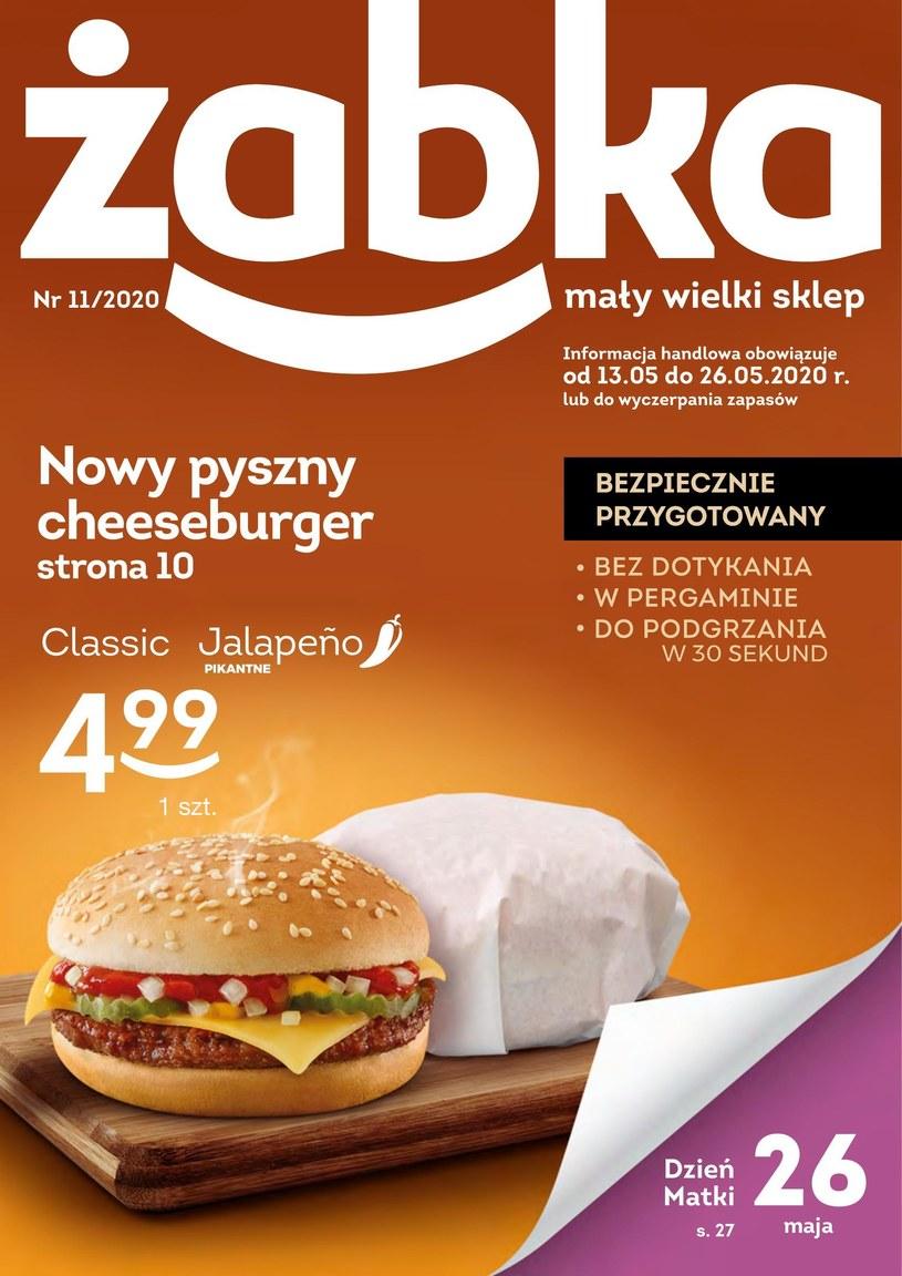 Gazetka promocyjna Żabka - ważna od 13. 05. 2020 do 26. 05. 2020