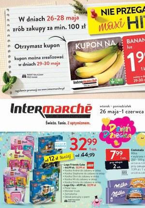 Gazetka promocyjna Intermarche Super - Nowe promocje w Intermarche