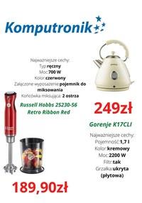 Gazetka promocyjna Komputronik - Sprawdź Top oferty w Komputronik! - ważna do 06-06-2020