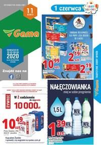Gazetka promocyjna Gama - Promocje na Dzień Dziecka w Gama - ważna do 08-06-2020