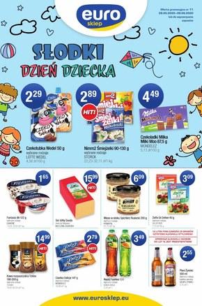 Słodki Dzień Dziecka w Euro Sklep