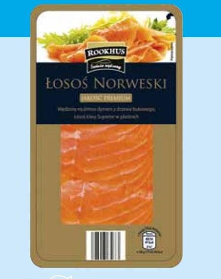 Łosoś norweski Rookhus