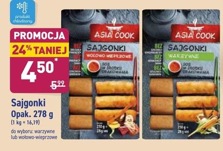 Sajgonki Asia Cook