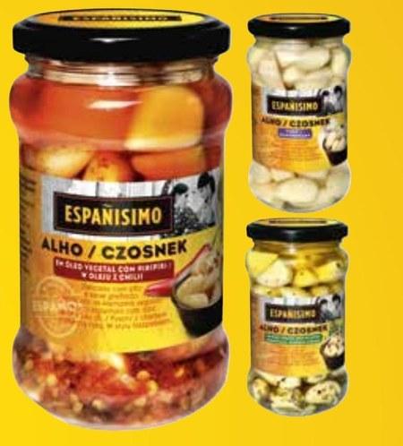 Czosnek konserwowy Espanisimo