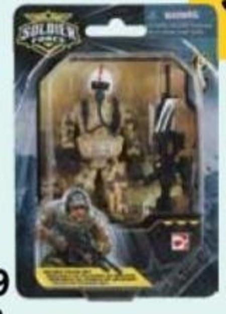 Zestaw figurek Soldier Force