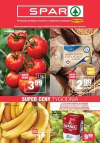 Gazetka promocyjna SPAR - Promocje w sklepach Spar - ważna do 30-05-2020