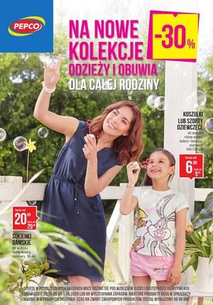 Gazetka promocyjna Pepco - -30% na nowe kolekcje w Pepco!