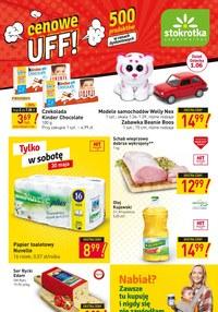 Gazetka promocyjna Stokrotka Supermarket - Gazetka promocyjna Stokrotka Supermarket - ważna do 03-06-2020