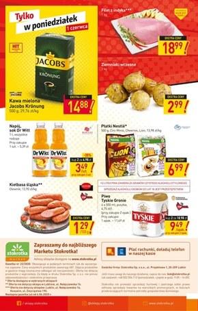 Dyskontowe ceny w Stokrotka Market