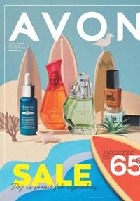 Gazetka promocyjna Avon - Katalog Avon na lato!