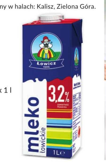 Mleko Łowickie