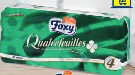 Papier toaletowy Foxy