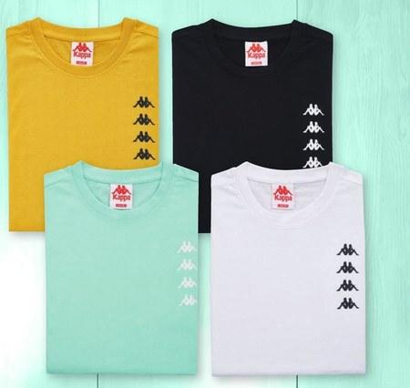 T-shirt męski Kappa
