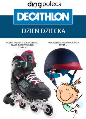 Sportowe prezenty z Decathlon