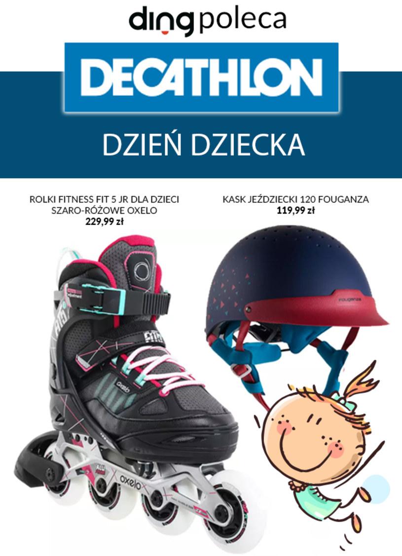 Gazetka promocyjna Decathlon - wygasła 38 dni temu