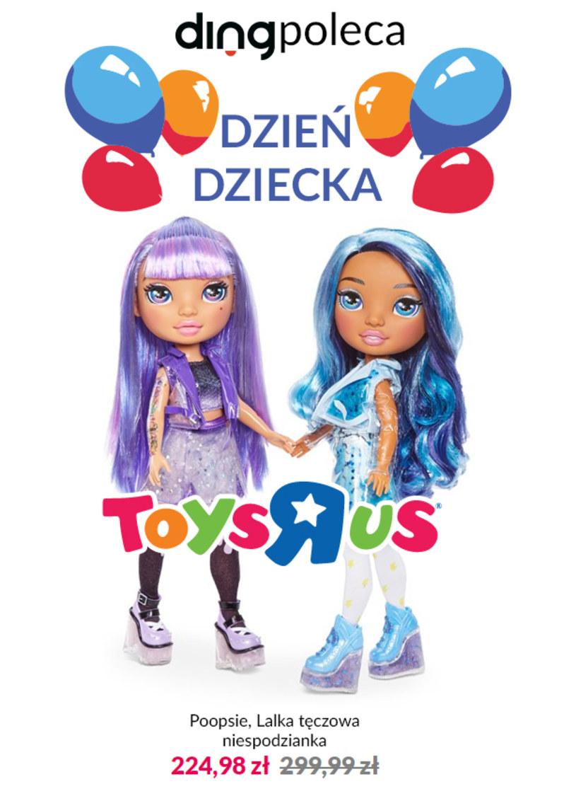 """Gazetka promocyjna Toys""""R""""Us - wygasła 42 dni temu"""