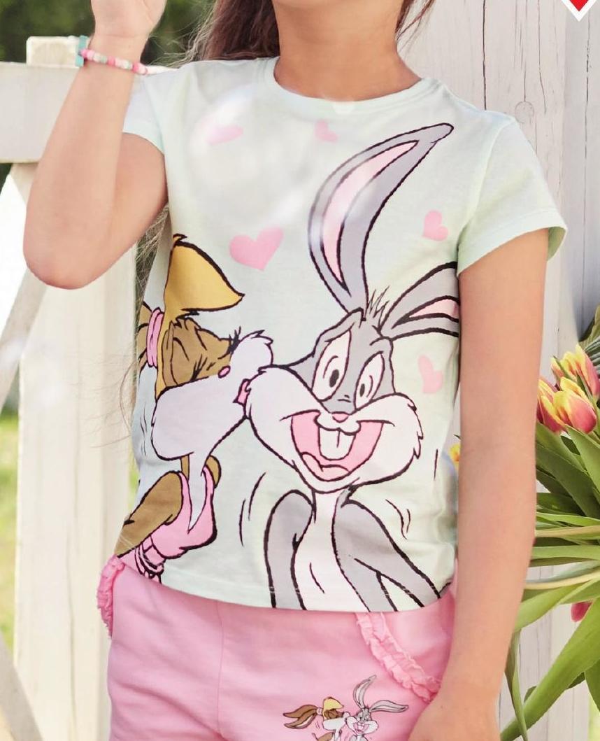 Koszulka dziewczęca Pepco niska cena