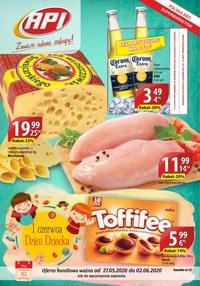 Gazetka promocyjna Api Market - Super promocje w Api Market! - ważna do 02-06-2020