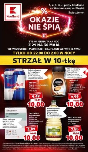 Okazje nie śpią w Kauflandzie we Wrocławiu!