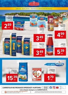 Carrefour inspirowany naturą!