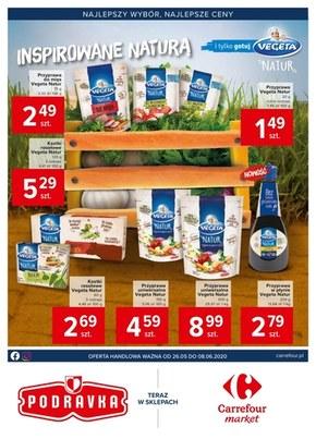 Carrefour Market inspirowany Naturą!