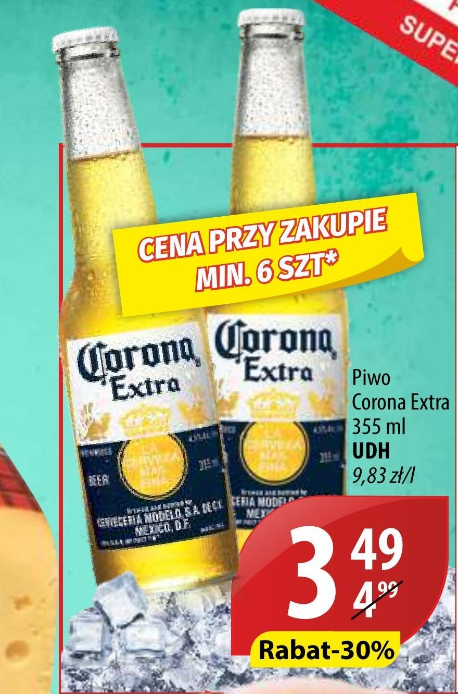 Piwo Corona niska cena