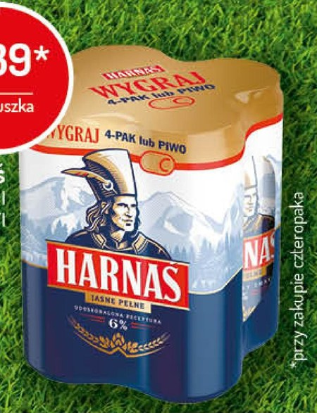 Piwo Harnaś
