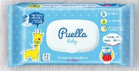 Chusteczki nawilżone Puella  baby