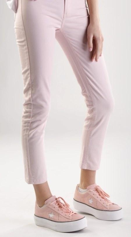Spodnie dziewczęce Textil Market