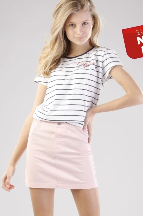 Spódnica dziewczęca Textil Market niska cena