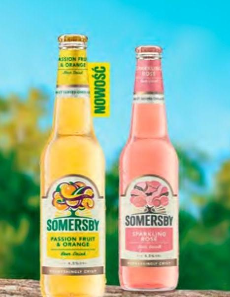 Piwo Somersby niska cena