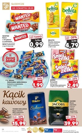 Nowe promocje w Kauflandzie