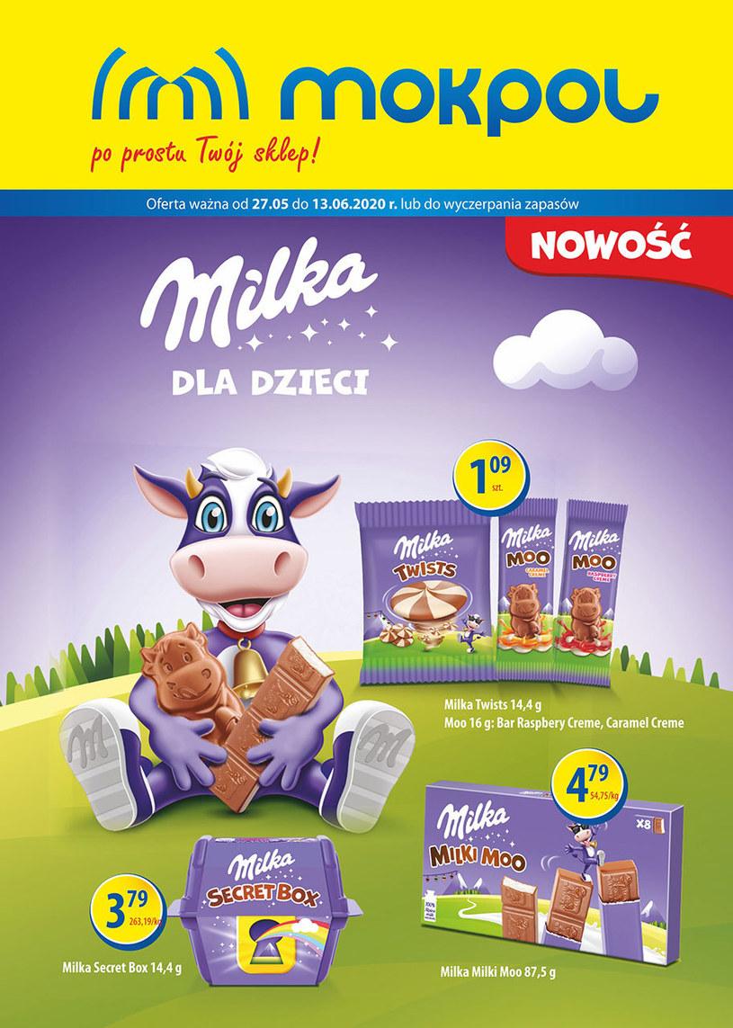 Gazetka promocyjna Mokpol - ważna od 27. 05. 2020 do 13. 06. 2020