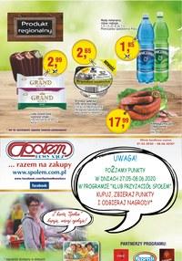 Gazetka promocyjna PSS Społem Nowy Sącz - Nowa oferta - PSS Społem Nowy Sącz - ważna do 08-06-2020