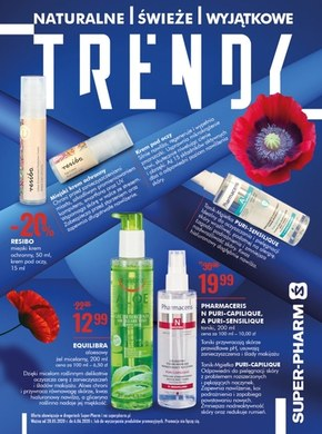 Naturalne trendy w Super-Pharm!