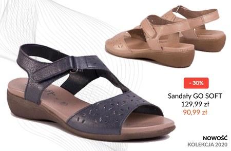 Sandały damskie GO SOFT