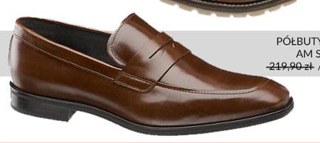 Półbuty męskie AM shoe