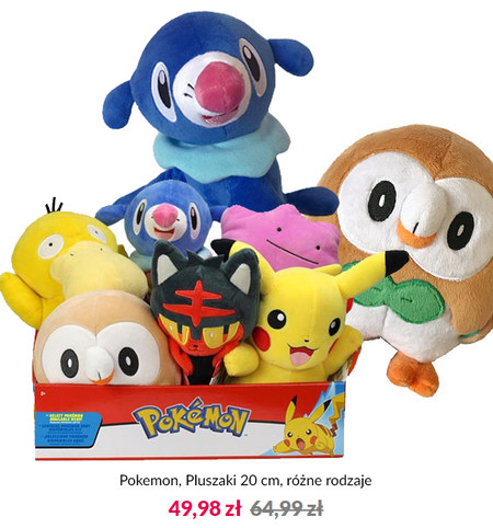 Pluszak Pokemon