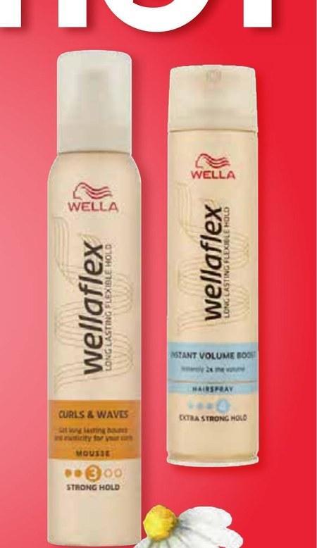 Lakier do włosów Wellaflex