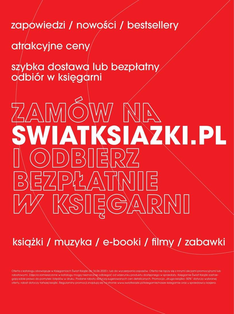 Księgarnie Świat Książki