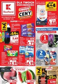 Gazetka promocyjna Kaufland - Nowe promocje w Kauflandzie - ważna do 03-06-2020