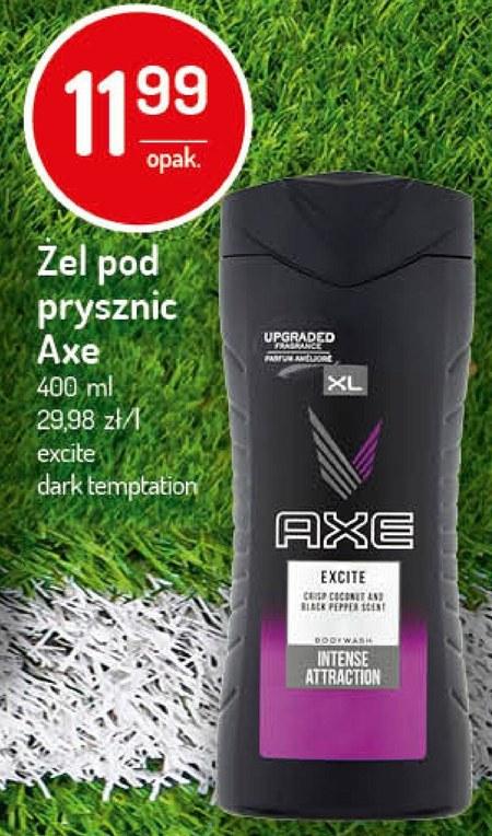 Żel pod prysznic Axe