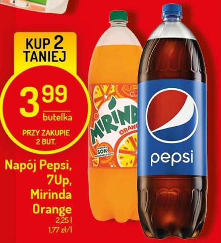Napój gazowany PepsiCo