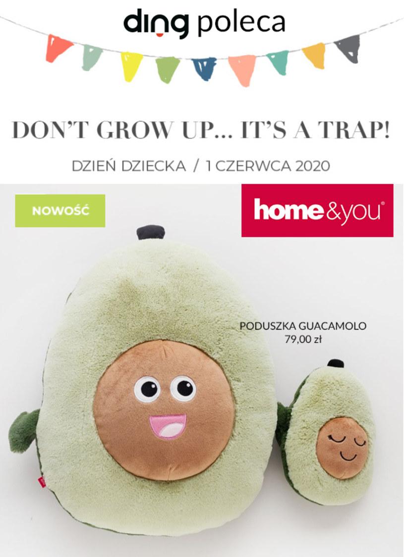 Gazetka promocyjna Home&You - wygasła 5 dni temu