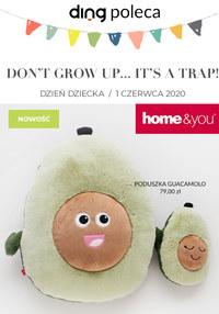 Gazetka promocyjna Home&You - Dzień Dziecka z Home&You - ważna do 01-06-2020