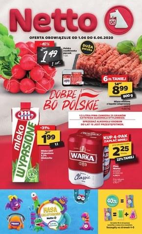 Polskie produkty w Netto